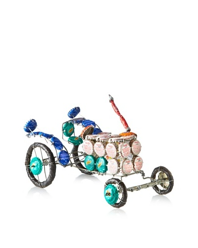 Mbare Bottle Cap Tractor