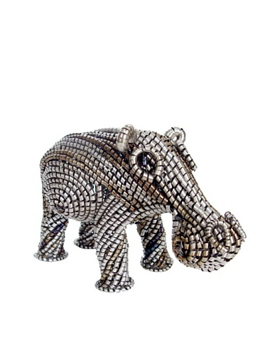 Mbare Metal Shaving Hippo