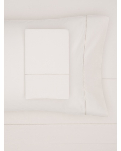Mélange Home Hemstitch Sheet Set [Ivory]