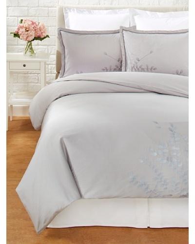 Mélange Home Grey Gardens Duvet Cover Set