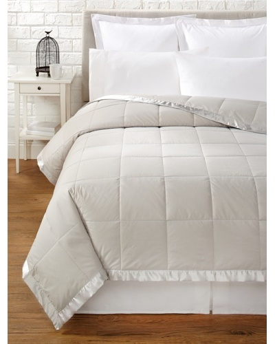 Mélange Home Down Alternative Blanket, Mist, Twin