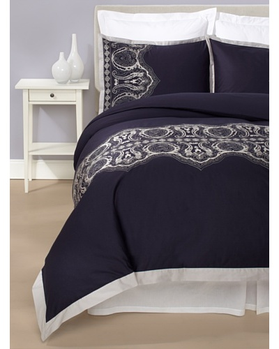 Mélange Home Arabesque Duvet Cover Set