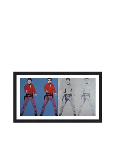Andy Warhol Elvis® I And Ii, 1964As You See