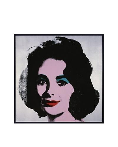 Andy Warhol Liz, 1963