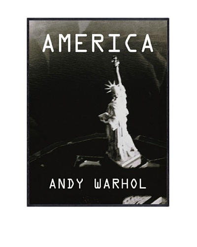 Andy Warhol Statue Of Liberty, C.1985