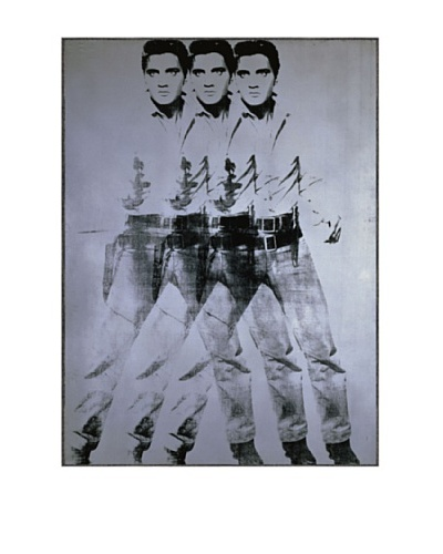 Andy Warhol Elvis®, 1963 (Triple Elvis)