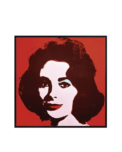 Andy Warhol Liz, 1963 (Red)As You See