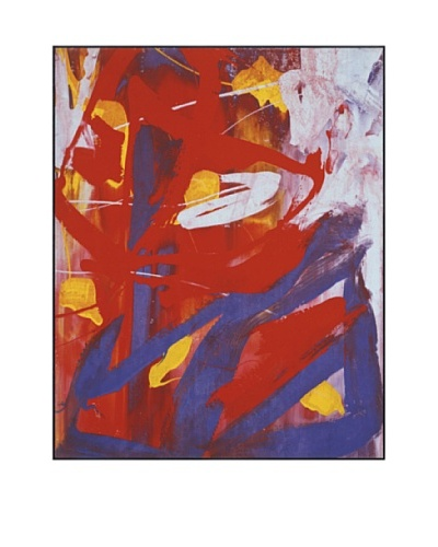 Andy Warhol Abstract Painting, C. 1982