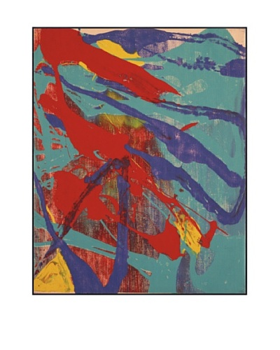 """Andy Warhol """"Abstract Painting, C. 1982"""""""