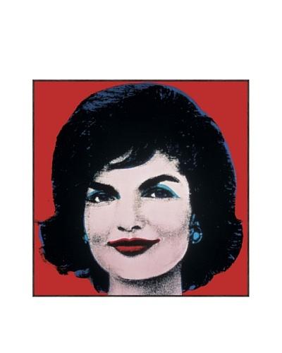Andy Warhol Jackie 1964 Framed Print by Andy Warhol