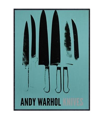"""Andy Warhol """"Knives, C. 1981-82"""""""