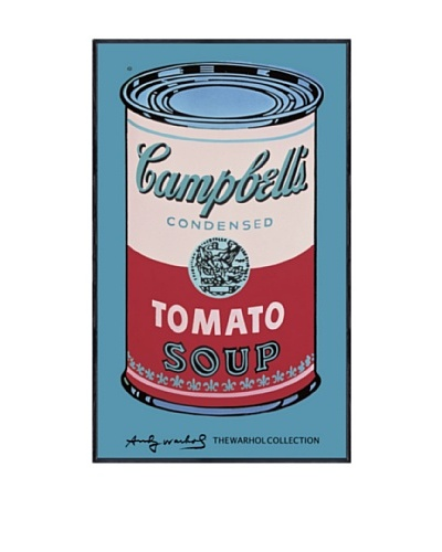 Andy Warhol Campbell's Soup Can 1965 Framed Print by Andy Warhol