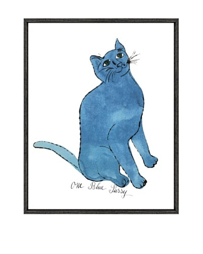 Andy Warhol Cat From 25 Cats Named Sam And One Blue Pussy