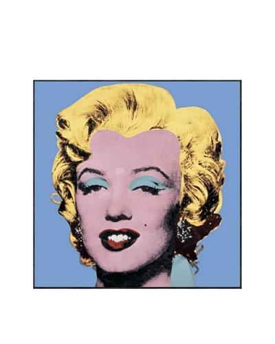 McGaw Graphics 6501FR Shot Blue Marilyn 1964 Framed Print by Andy Warhol