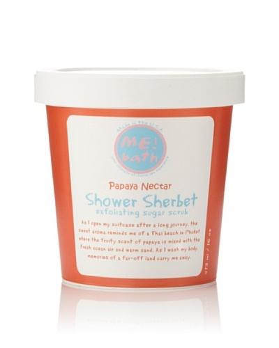 ME! Bath Papaya Nectar Shower Sherbet Sugar Scrub, 16 oz.