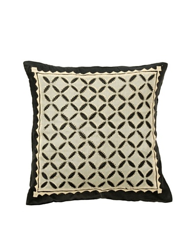Mela Artisans Serenity In Midnight  Cushion Cover