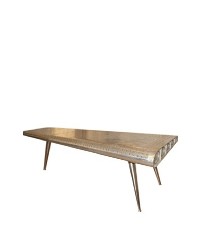 Melange Home Aviator Coffee Table