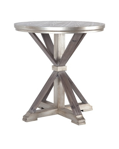 Mercana Sacra Mirror Side Table