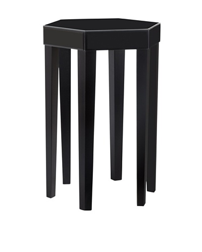 Mercana Burnett Side Table, Black