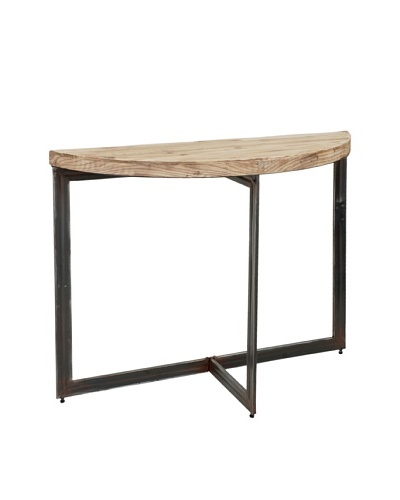 Mercana Jaynor Table, Natural/Rust