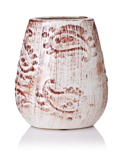 Mercana Castea Vase [White]