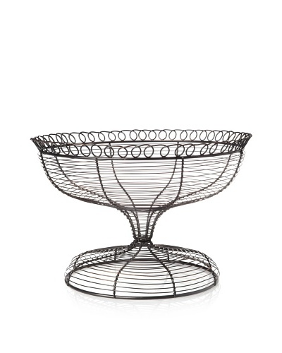 Mesa Home Products French Loop Centerpiece Basket