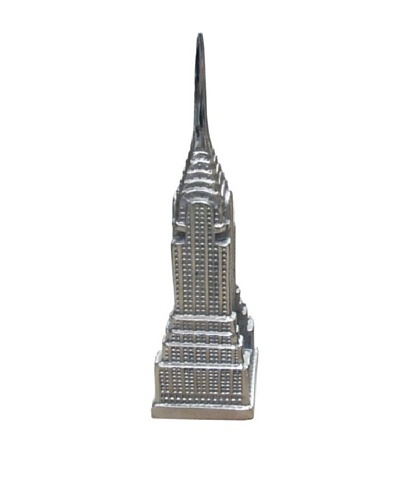 Chrysler Building Statue