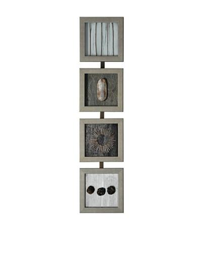 "Nature's Sculpture II Wall-Décor, 53"" x 33"""