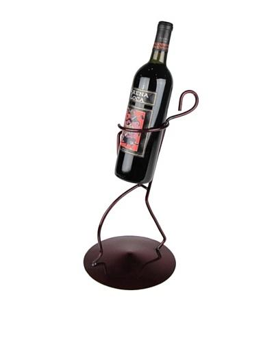 Metrotex Borracho Wine Bottle Sculpture