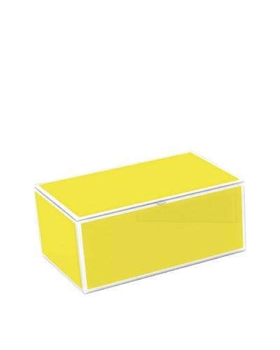 Mia Collection Glass Jewelry Box