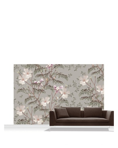 Michael Angove Magnolia, Mink Mural, Standard, 12' x 8'