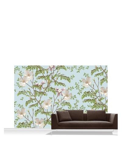 Michael Angove Magnolia - Sky Standard Mural - 12' x 8'