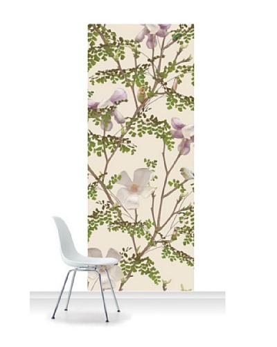 Michael Angove Magnolia - Pannacotta Standard Mural [Accent]