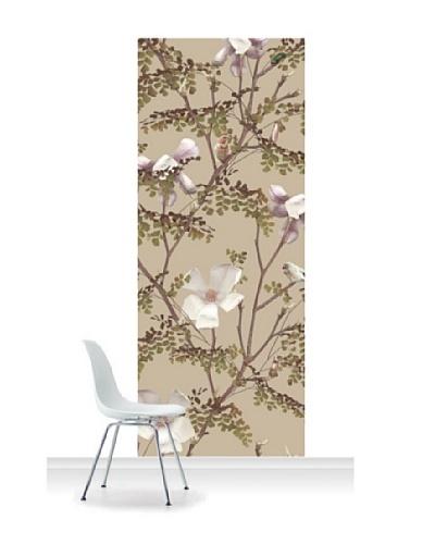 Michael Angove Magnolia - Caramel Standard Mural