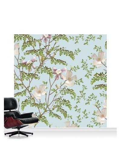 Michael Angove Magnolia, Sky Mural, Standard, 8' x 8'