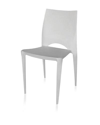 Control Brand Bella Chair, White