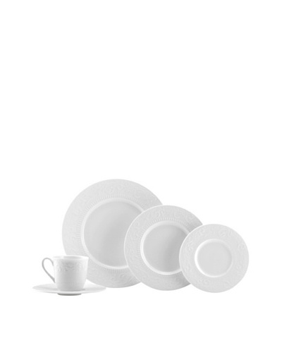 Mikasa Countryside Scroll 5-Piece Place Setting