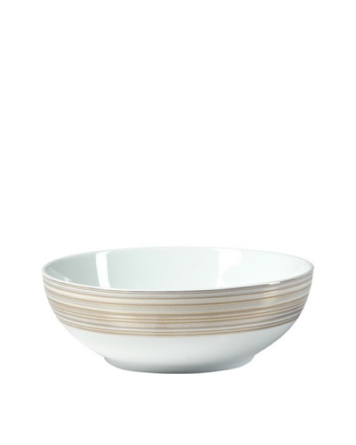 Mikasa Microstripe Vegetable Bowl