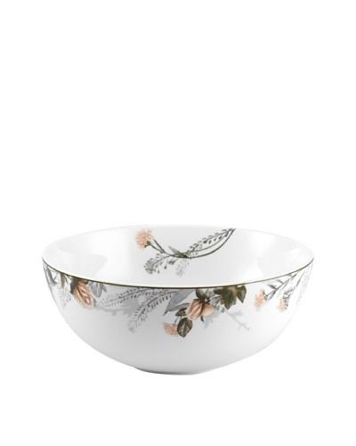 Mikasa Chateau Garden Vegetable Bowl, White