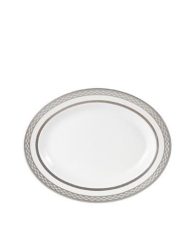 Mikasa Diamond Radiance Oval Platter, 11 x 14