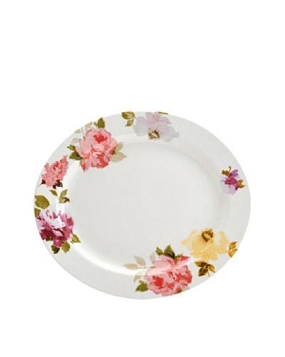 """Mikasa Boutique Bouquet 15"""" Oval Platter"""