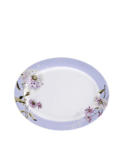 Mikasa Silk Floral Oversize 16 Oval Platter