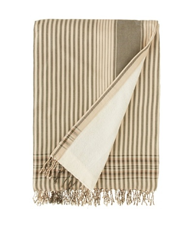 Mili Design Kenyan Towel, Grey