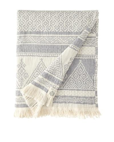 Mili Design NYC Geometric Blanket