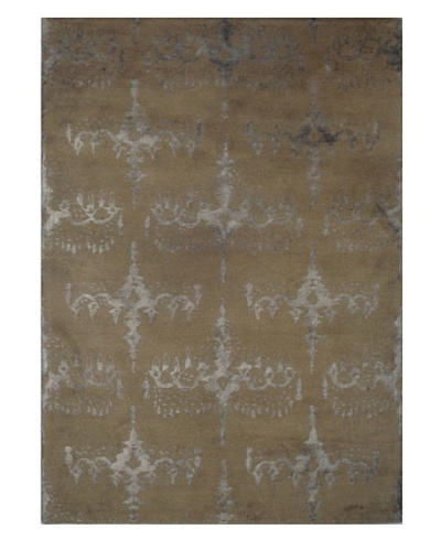 Mili Designs NYC Brocade Rug, 5' x 8'
