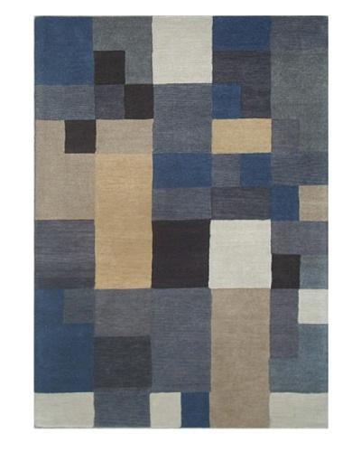 Mili Designs NYC Abstract Rug, 5' x 8'