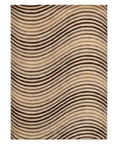 Mili Designs NYC Waves Rug, 5' x 8'