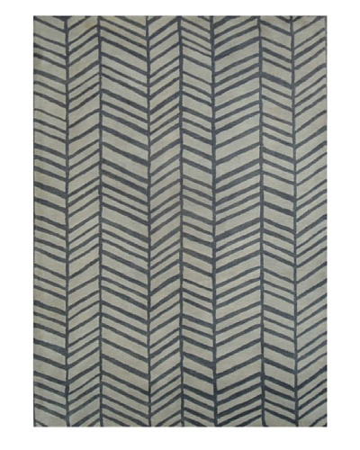 Mili Designs NYC Stacks Rug, 5' x 8'