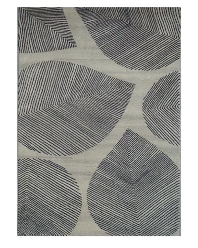 Mili Designs NYC Palms Rug, 5' x 8'
