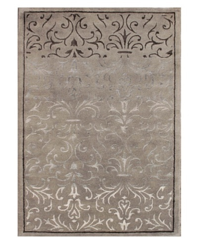 Mili Designs NYC Flocking Rug, 5' x 8'
